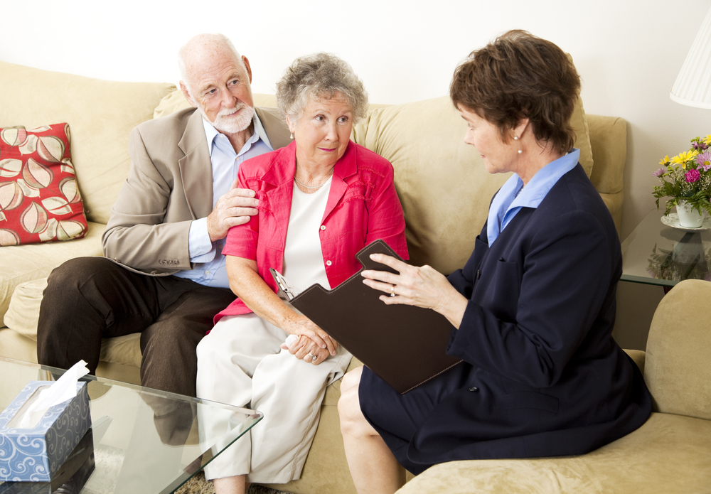 Sr Citizen Counselling :